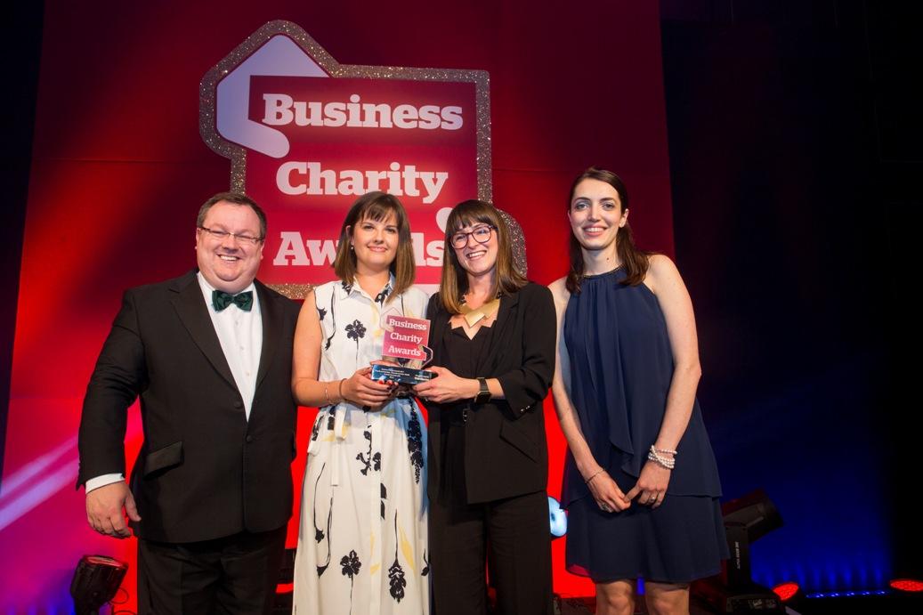 Societe generale wins business charity award - Societe generale uk head office ...